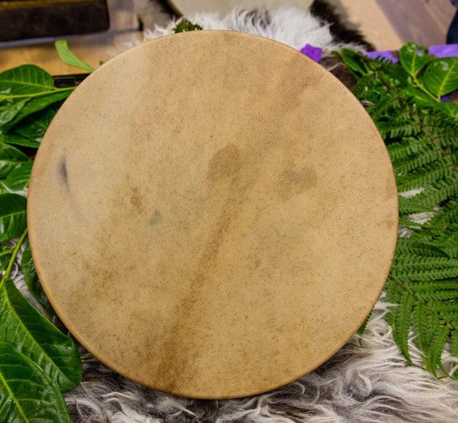 Red Deer hide shamanic drum